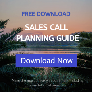 Free Sales Call Planning Guide Download Now