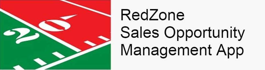 RedZone Sales Opportunity Management App