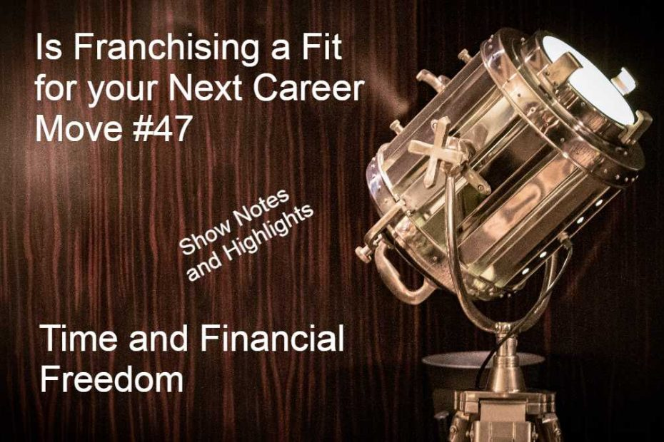 Is Franchising a Fit For Your Next Career Move