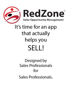 Redzone Sales Opportunity Mangement Apps it's time for an app that actually helps you sell. Built bySales Professionals for Sales Professionals.